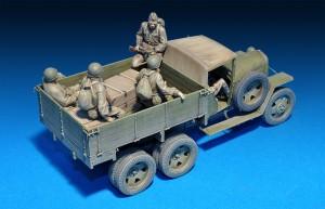 Photos 35173 GAZ-AAA Mod. 1941. SOVIET  CARGO TRUCK
