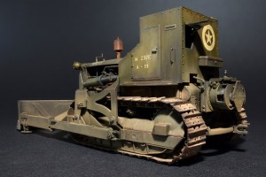 Photos 35188 U.S. ARMOURED BULLDOZER