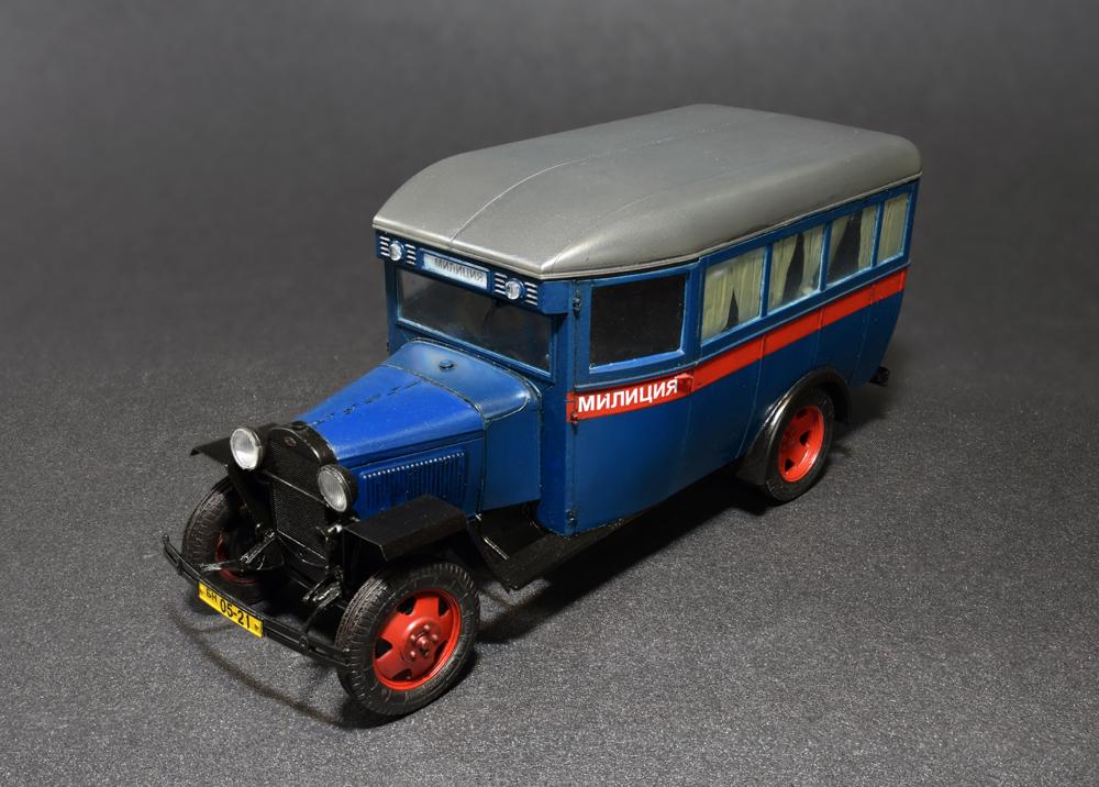38005   平民巴士 GAZ-03-30