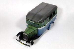 Build up 38005 Busreisende GAZ-03-30