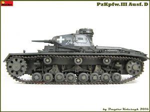 Build up 35169 Pz.Kpfw.III Ausf.D