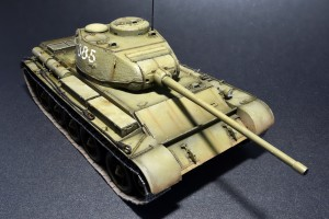 Photos 35193 T-44 SOVIET MEDIUM TANK