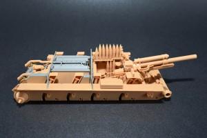 Photos 35175 SU-122 anfängliche Produktion, Bausatz mit Innenausstattung