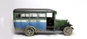 Build up 38005 PASSENGER BUS GAZ-03-30