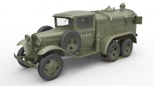 3D renders 35158 BZ-38 REFUELLER Mod. 1939