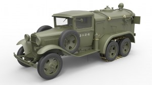 3D renders 35158 BZ-38 加油机 Mod. 1939