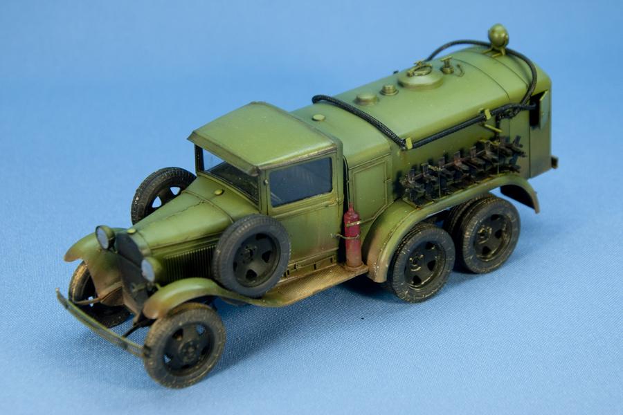35158 BZ-38 加油机 Mod. 1939