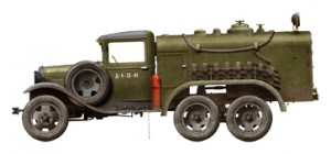 Side views 35158 BZ-38 REFUELLER Mod. 1939