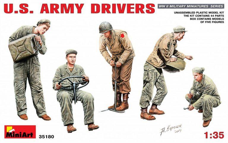 35180 U.S. ARMY DRIVERS