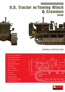 Content box 35225 曳航ウインチ&乗組員特別編とアメリカのトラクター