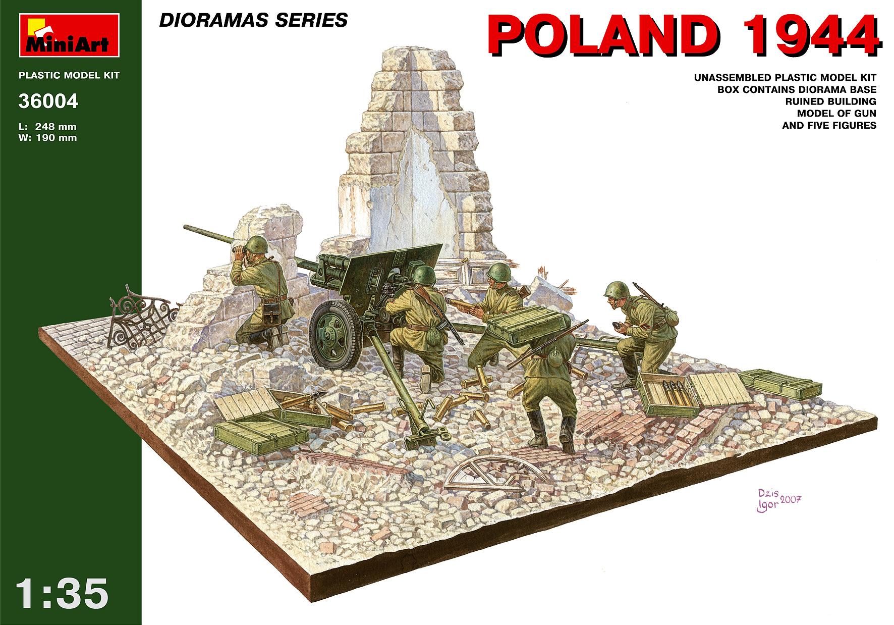 36004 POLAND 1944