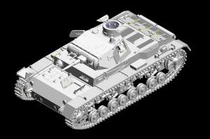 3D renders 35162 Pz.Kpfw.III Ausf.B