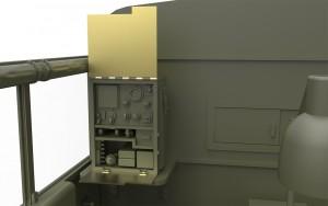 3D renders 35156 GAZ-05-193スタッフバス