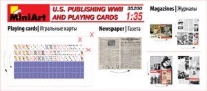 Content box 35200 U.S. SOLDATEN IN RUHE