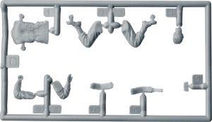 Content box 35200 アメリカ軍歩兵(休息中)5体入