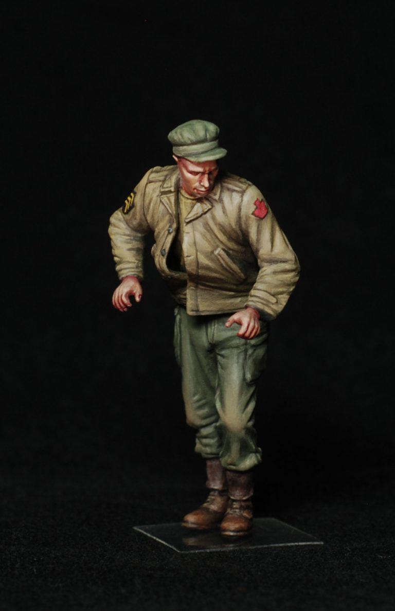 35180 二战美军司机