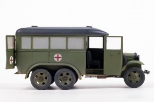 Photos 35164 GAZ-05-194 AMBULANCE