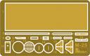 Content box 35183 GAZ-AAA w/Shelter
