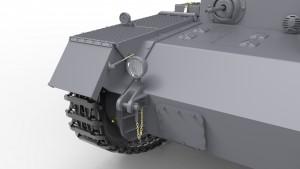 3D renders 35166 Pz.Kpfw.III Ausf.С (中等坦克)