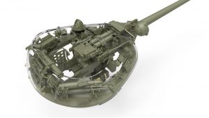 3D renders 37011 Т-54Б СОВЕТСКИЙ СРЕДНИЙ ТАНК. РАННЕГО ВЫПУСКА. НАБОР С ИНТЕРЬЕРОМ