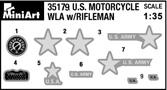 Content box 35182バイクを押すアメリカ兵