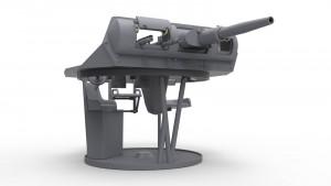 3D renders 35166 Pz.Kpfw.III Ausf.С (ミディアムタンク)