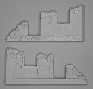 Content box 36039 DIORAMA WITH RUINS