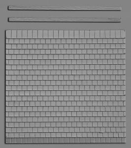 Content box 35552 BACKSTEIN GEBÄUDEABSCHNITTE