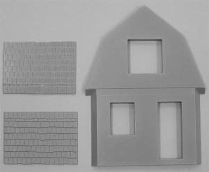 Content box 35517 POLISH VILLAGE HOUSE