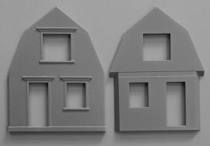 Content box 36031 VILLAGE HOUSE w/BASE