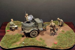 35061 SOVIET FIELD KITCHEN KP-42