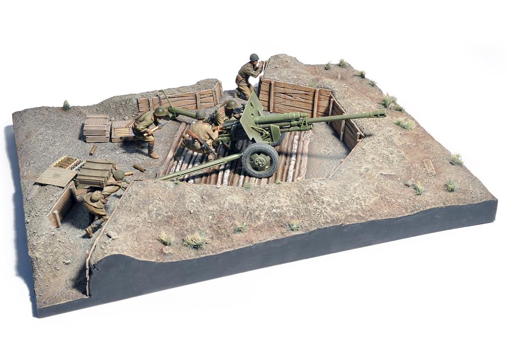 36058   ZIS-3 火炮位场景