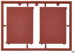 Content box 72030   都市の建物(マルチカラ-キット/4色)