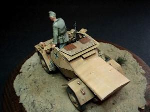 35082 LEICHTER Pz.kpfw. 202(e) w/CREW DINGO Mk.I