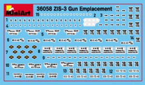 Content box 36058   ZIS-3 火炮位场景