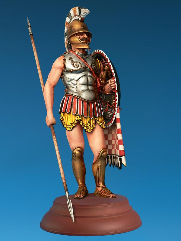 16013ギリシャ戦士(紀元前4世紀)