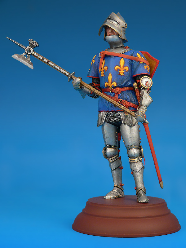 16001 FRENCH KNIGHT XV CENTURY
