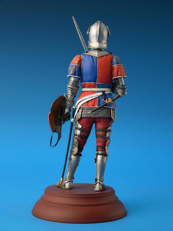 16004 ENGLISH KNIGHT XV CENTURY