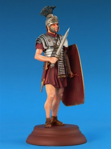 Photos 16006 PRAETORIAN GUARDSMAN II CENTURY A.D.
