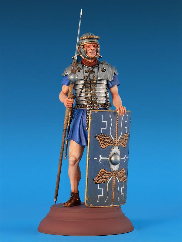 16007 罗马军团 公元前II世纪