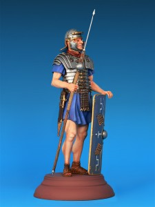 Photos 16007 ROMAN LEGIONARY II CENTURY A.D.