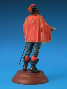 Photos 16011 FRENCH GUARDSMAN XVII CENTURY