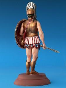 Photos 16012スパルタ戦士(紀元前5世紀)