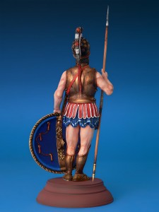Photos 16014 ATHENIAN HOPLITE V CENTURY B.C.