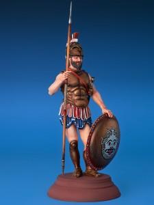 Photos 16014アテネ戦士(紀元前5世紀)