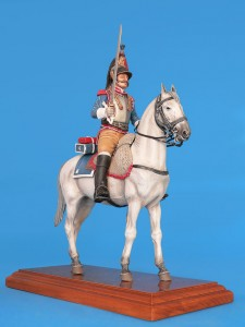 16015 FRENCH CUIRASSIER