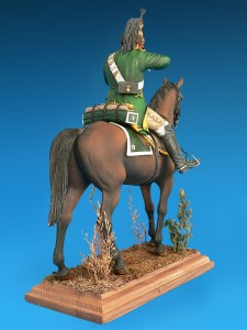 Photos 16016フランス竜騎兵(ナポレオン戦争)