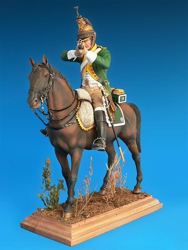 16016   法国龙骑士 拿破仑战争