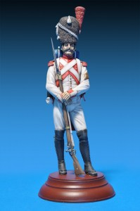 Photos 16018 IMPERIAL GUARD DUTCH GRENADIER. NAPOLEONIC WARS