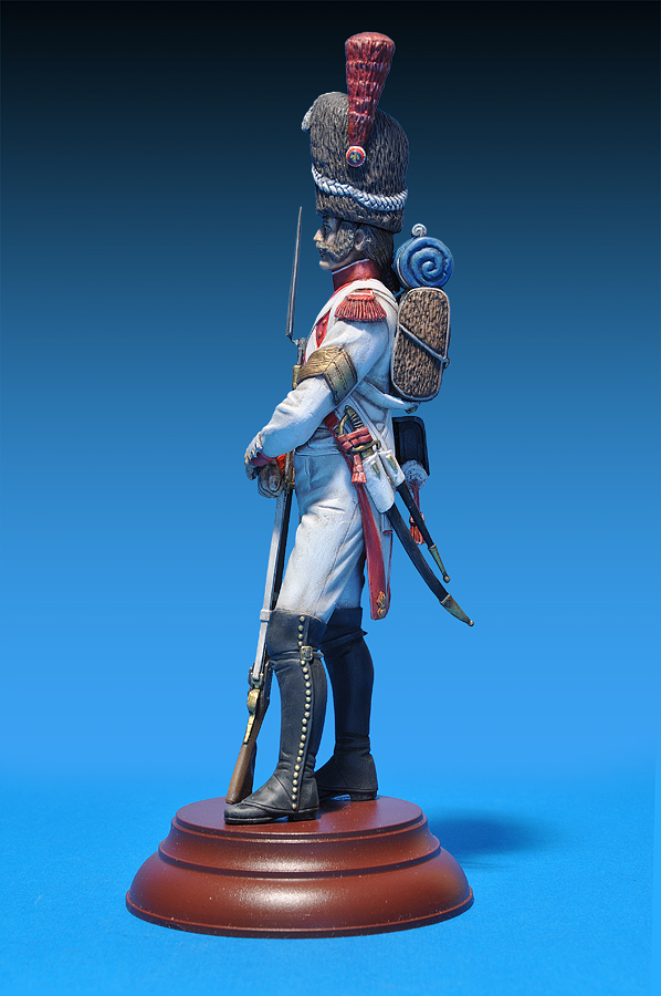16018 IMPERIAL GUARD DUTCH GRENADIER. NAPOLEONIC WARS